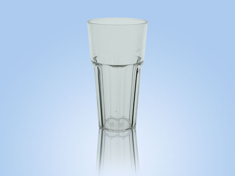 reusable plastic cup celebrity pint tumbler