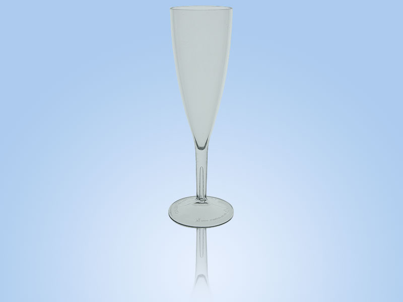 reusable cup clarity champagne