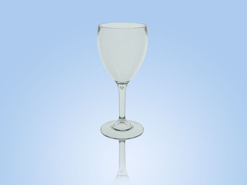 reusable plastic cup elite wine glass