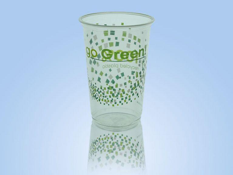 Go-Green disposable pint