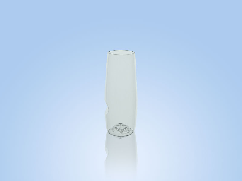 reusable govino stemless champagne flute