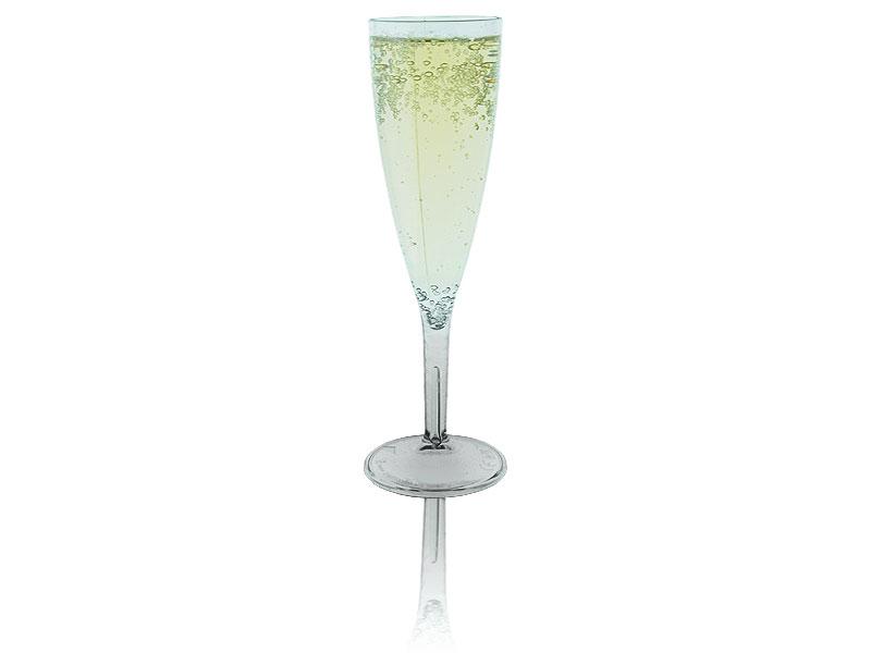 champagne flute reusable