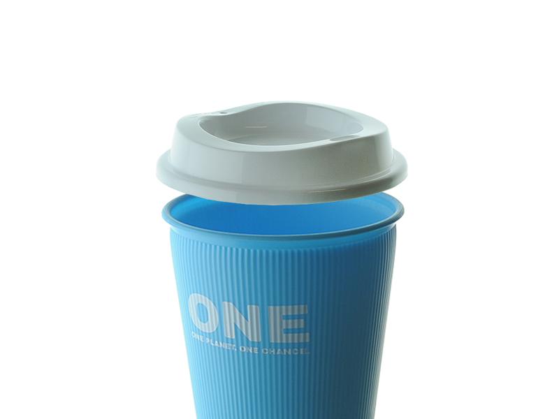reusable coffee cup lid