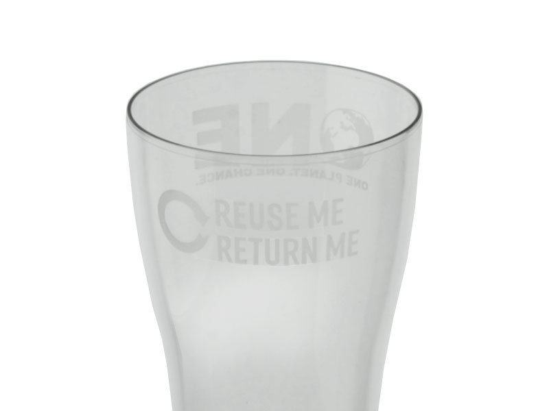Official ONE Reusable Pint 20oz 1