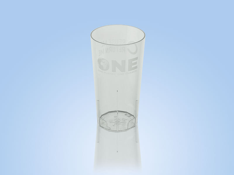 Official ONE Reusable Half Pint 1