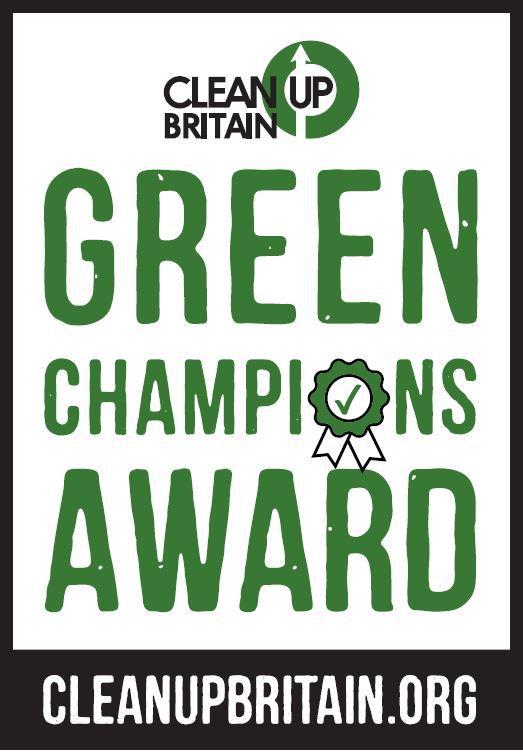 green champions award
