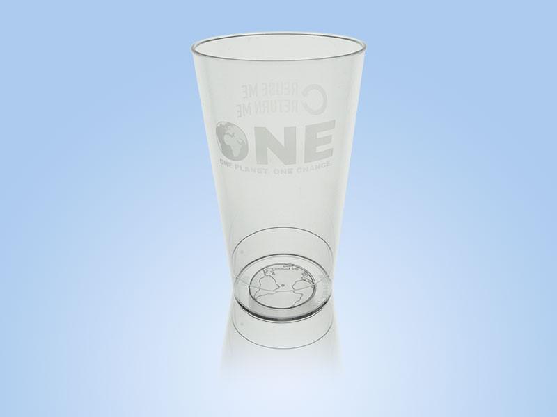Official ONE Reusable Pint 22oz 1