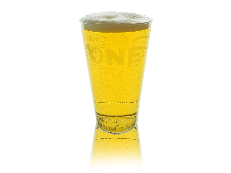Official ONE Reusable Pint To Line (22oz)