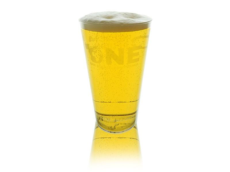 one reusable pint 22oz