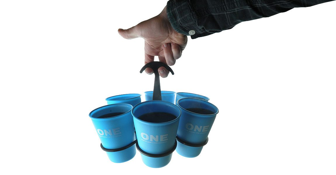 Cup Keepers For Reusable Coffee Cups